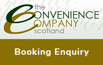 The Convenience Company Scotland Logo